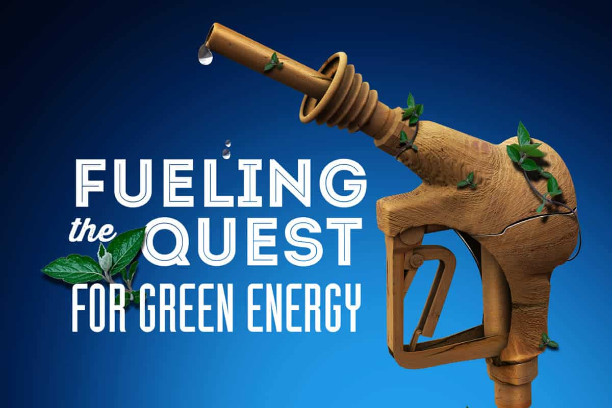 Fueling the Quest for Green Energy