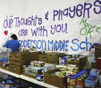 Tornado Moore Oklahoma: 2013