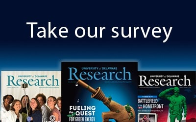 Research Magazine Survey