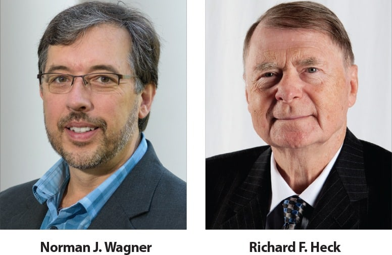 Norman J. Wagner and Richard Heck