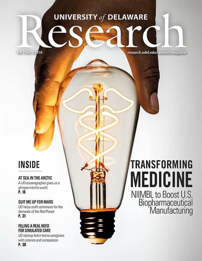 UD Research Magazine Vol 7.1
