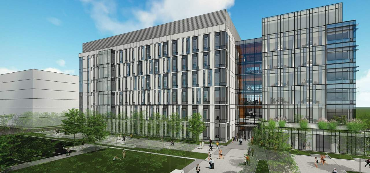 Biopharmaceutical Innovation Building