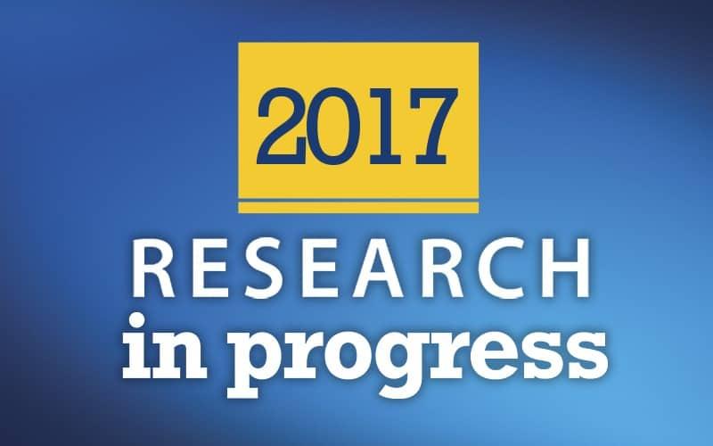 2017 Research in Progress