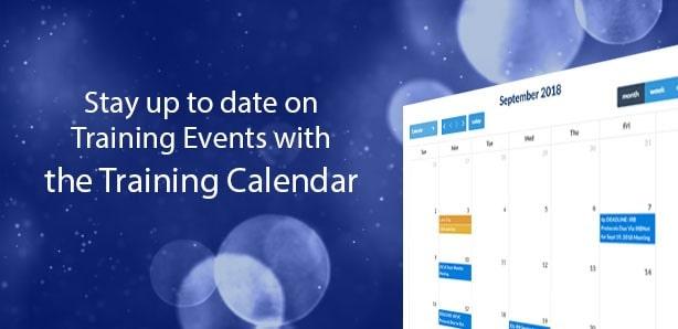 UD Training Calendar