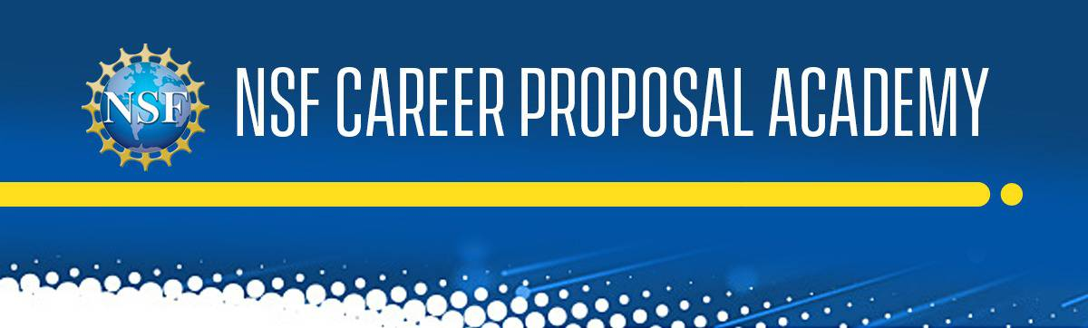 Nsf Career Academy Registration University Of Delaware Research