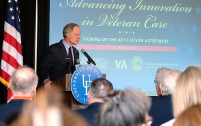 Powerful partners for veteran care