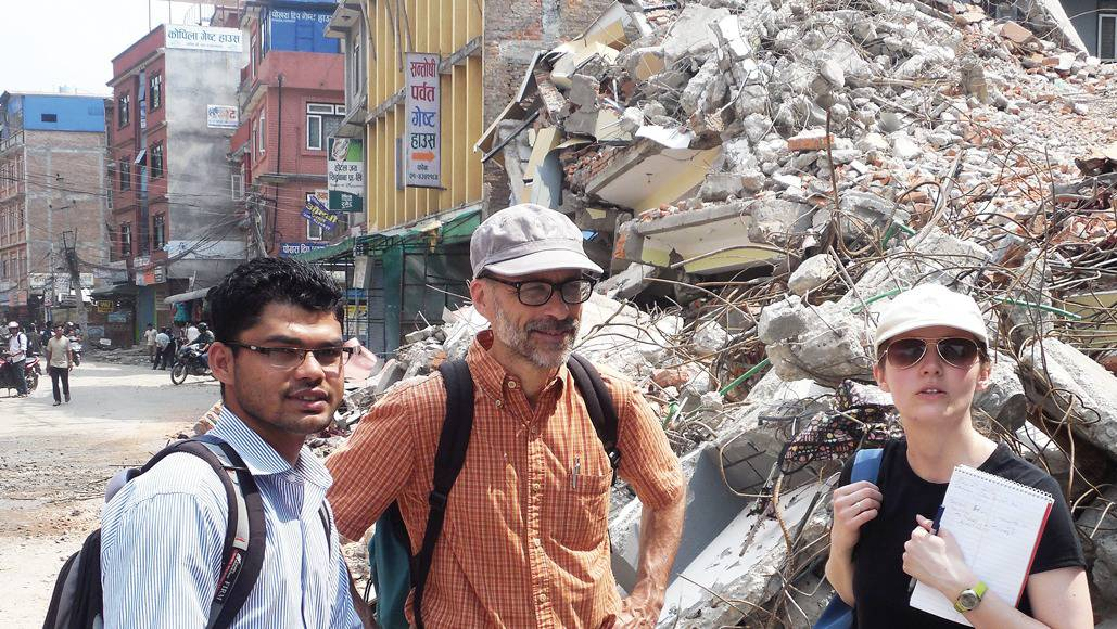 Disaster Research in Nepal