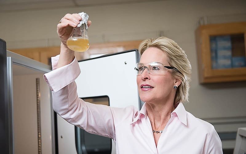 Frances Arnold, the 2018 Nobel Laureate in Chemistry,