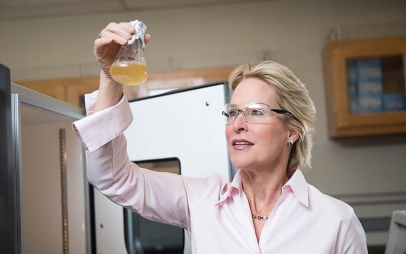 Frances Arnold, the 2018 Nobel Laureate in Chemistry,
