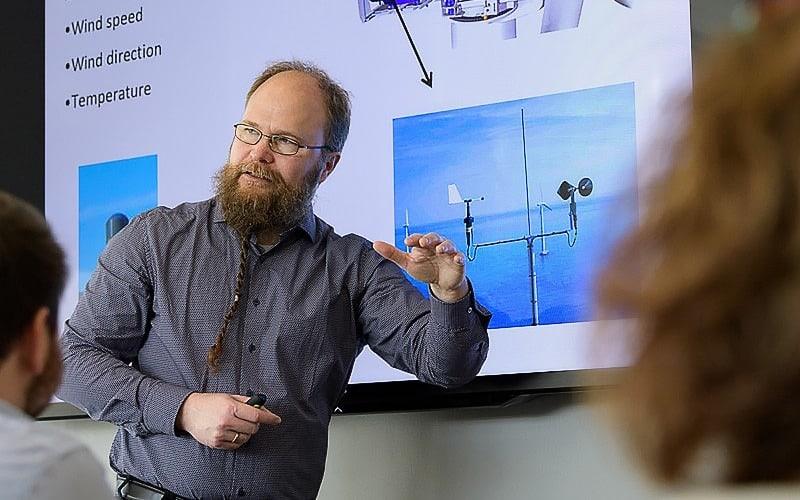 Offshore wind skills academy