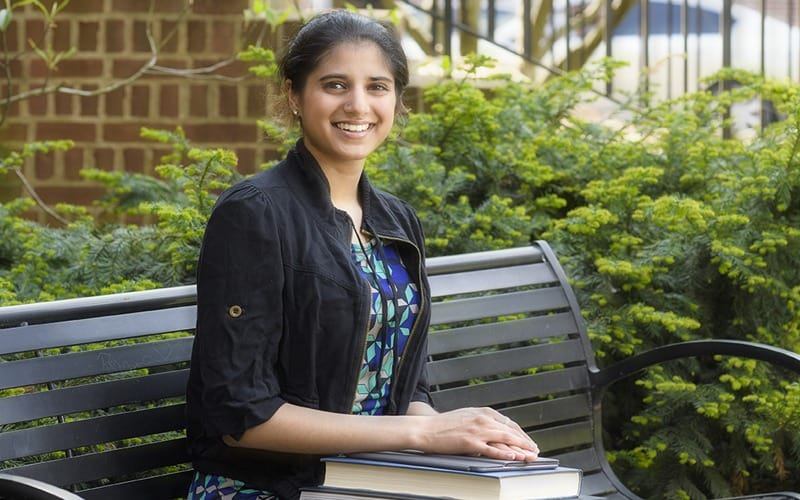 UD junior wins prestigious Goldwater Scholarship