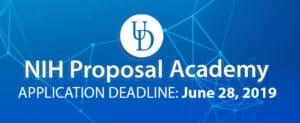 NIH proposal academy