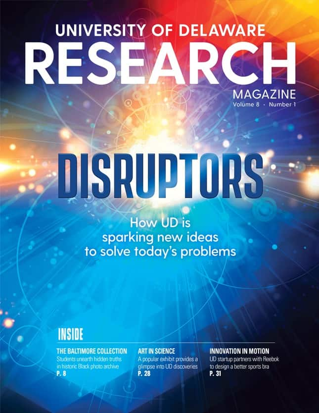 UD Research Magazine Vol 8.1