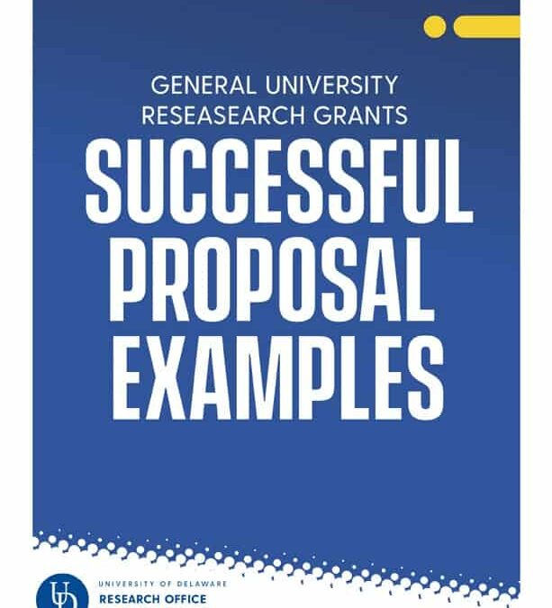GUR Successful Proposal Examples Cover – web