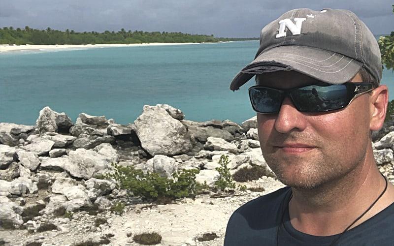 Mapping Bikini Atoll