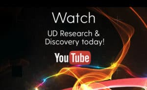 Watch UD Research and Discovery today!