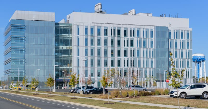 Ammon Pinizzotto Biopharmaceutical Innovation Building