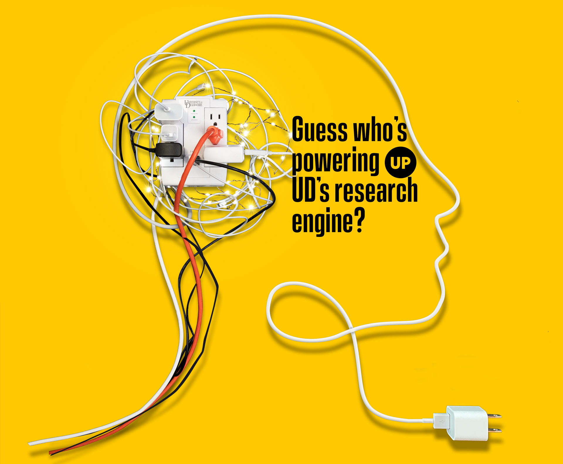 Guess who's powering up UD's research engine?