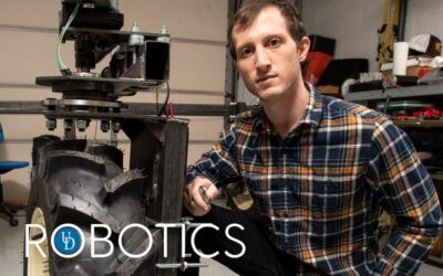 UD Robotics: Startup with Roots