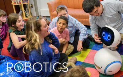 UD Robotics: Social Robots