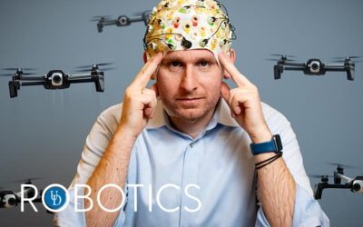 UD Robotics: Robots these days!
