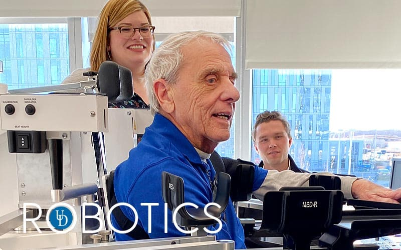 UD Robotics: Allies in Overcoming Stroke