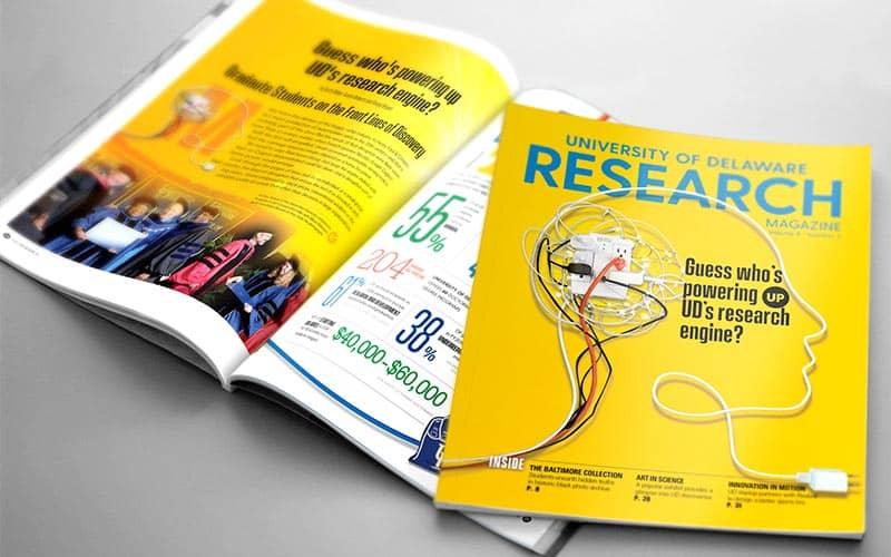 UD Research Magazine Vol 8-2