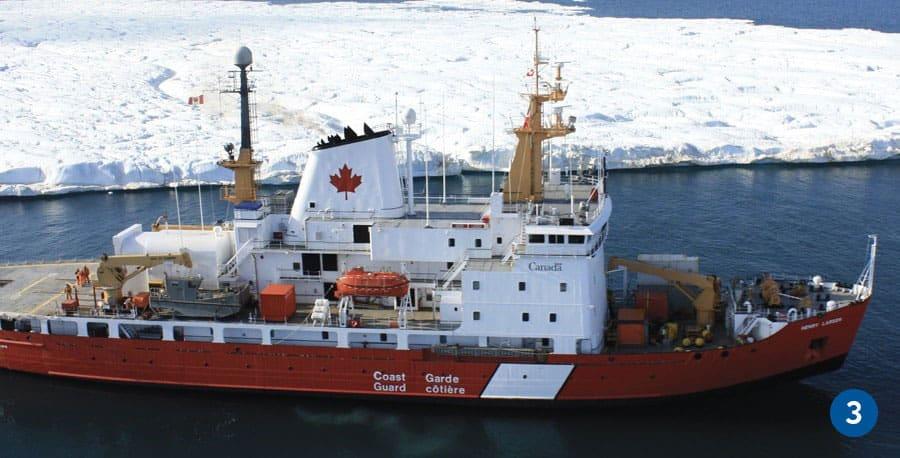 Canadian Coast Guard Ship Henry Larsen