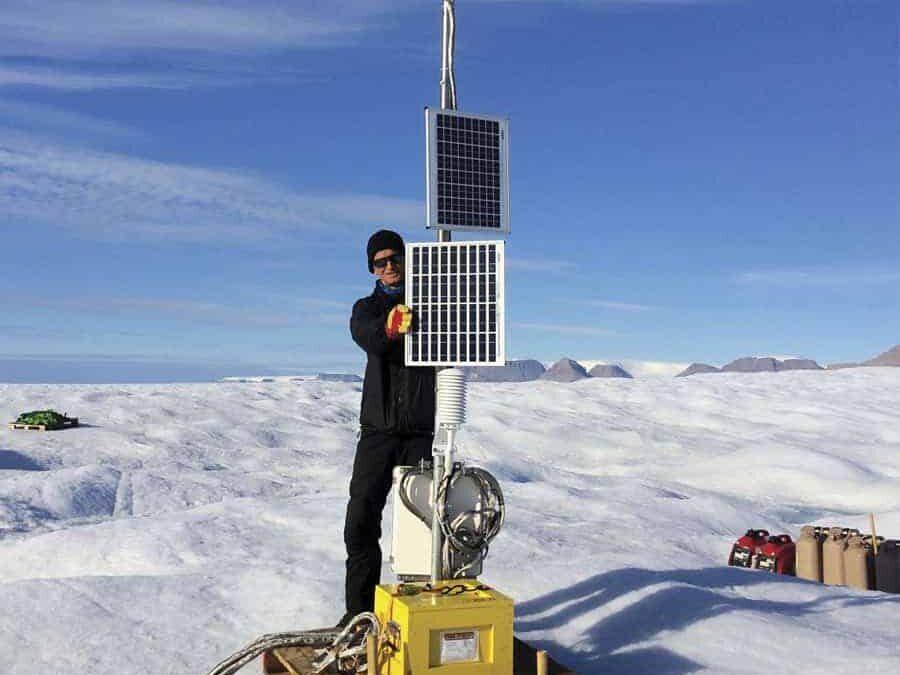 UD Ocean Weather Station