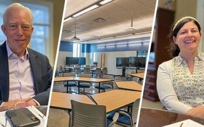 UD's Undergraduate Work-Study Program on a Roll