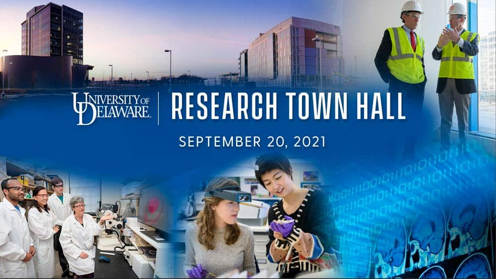 COVID-19 Research Town Halls: Fall 2021