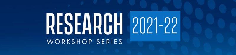Research Workshop Series