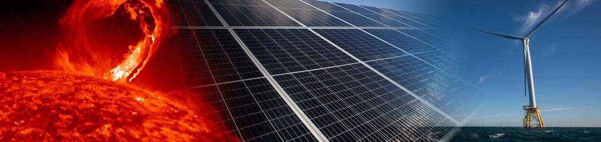 Energy collage solar